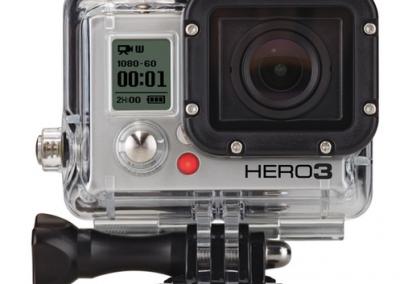 Caméra Go Pro Héro 3