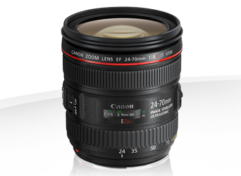 Canon 24-70 mm IS