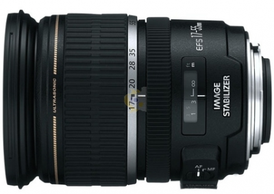 Canon EF-S 17-55 mm