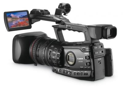 Caméra Canon XF 305
