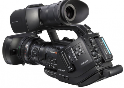 Caméra Sony EX3
