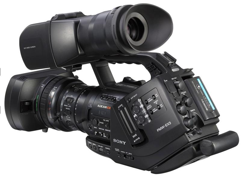 Caméra Sony EX3 - occasion