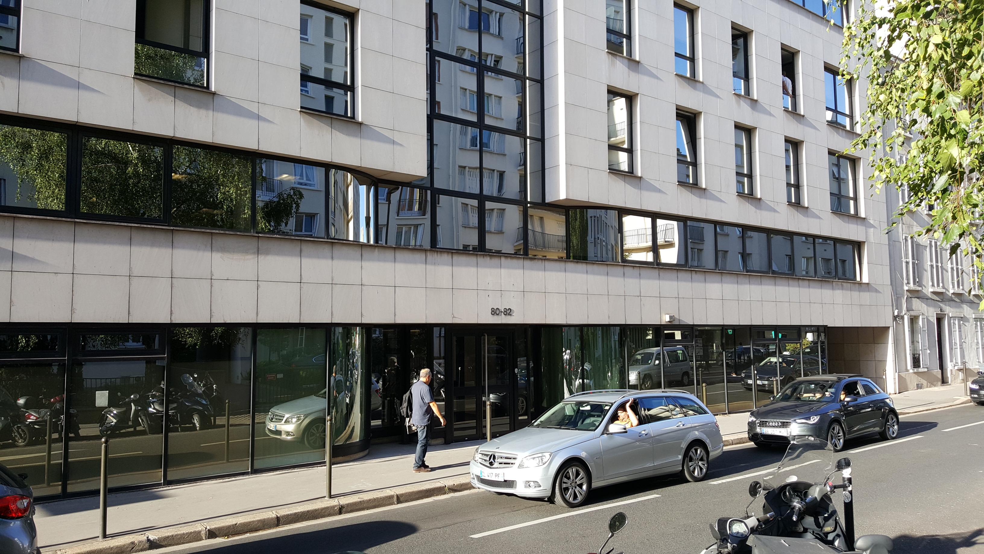 80-82 rue Gallieni à Boulogne-Billancourt