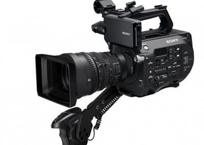 Caméra Sony FS7