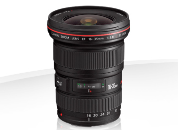 Canon 16-35 mm