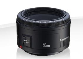 Canon 50 mm  f.1.8