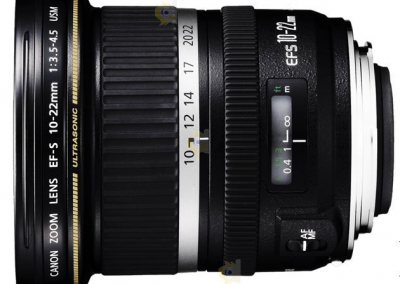 Canon EF-S 10-22 mm